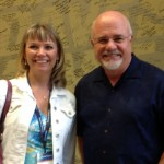 Me with Dave Ramsey